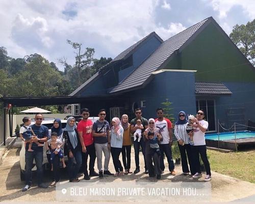 Bleu Maison Private Vacation Home Janda Baik, Bentong
