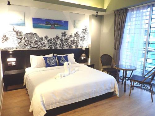 Cosea Suites Aeropod, Kota Kinabalu