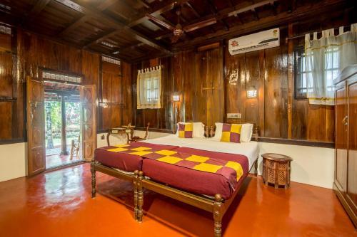 The Granary Room,fishing,Spice&Fruit market, Alappuzha