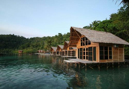 Sareni Raja Ampat Resort, Raja Ampat