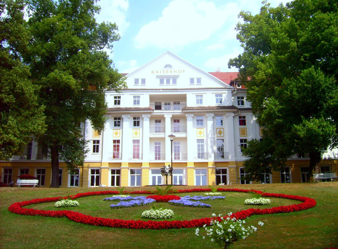 Kulturhotel Kaiserhof, Wartburgkreis