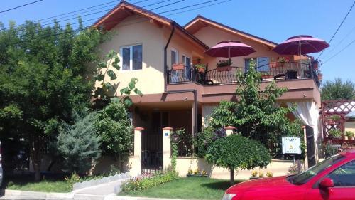 Vila Max, Agigea