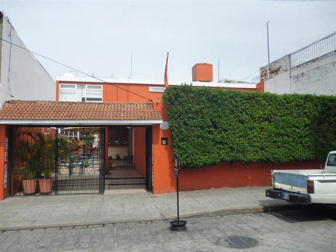 Hotel Camba, Del Centro