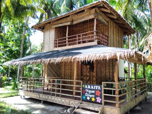 Araitz house. Libertad, General Luna, Siargao, Filipinas, General Luna