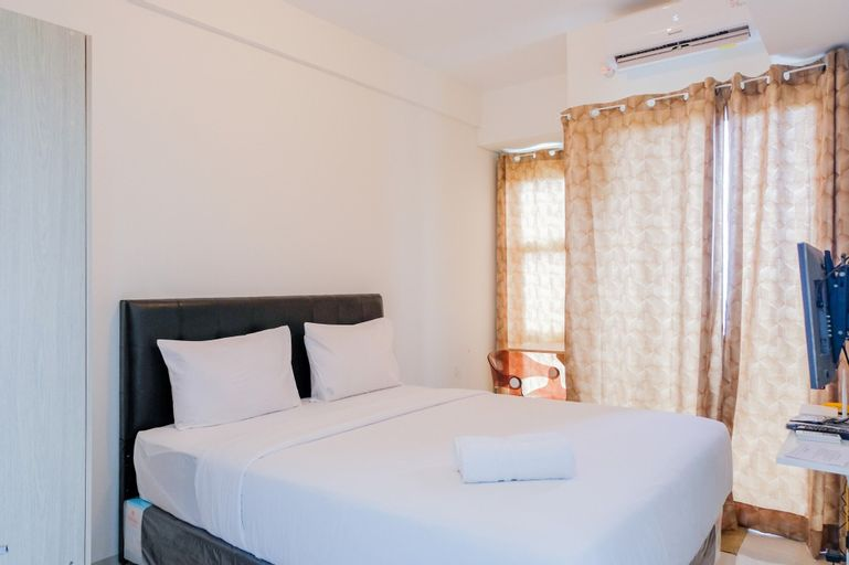 Spacious Studio Akasa Pure Living Apartment BSD By Travelio, Tangerang Selatan