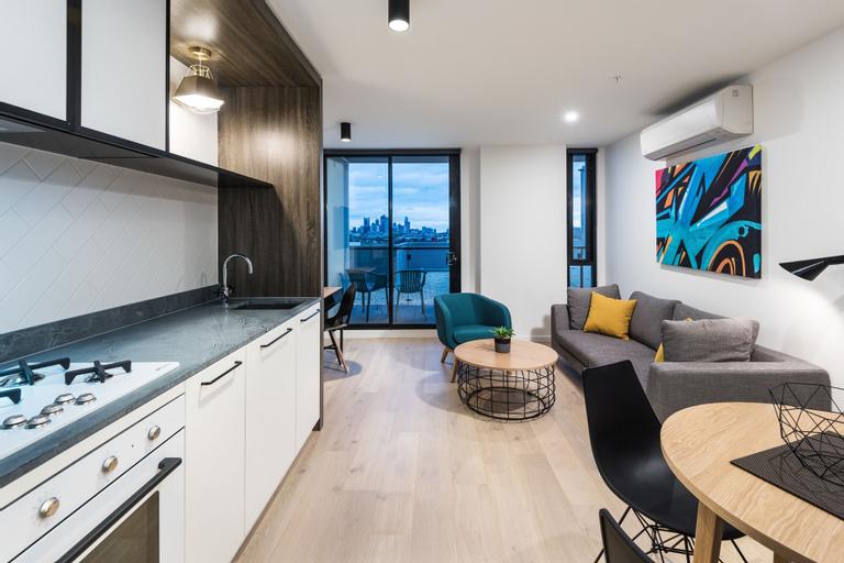 Playhouse Apartments, Yarra - North