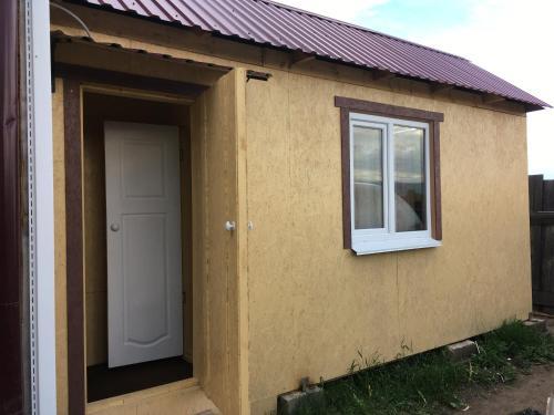 Guest House in Zhemchug, Tunkinskiy rayon