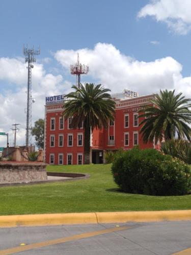 Hotel Monumental Express, Durango