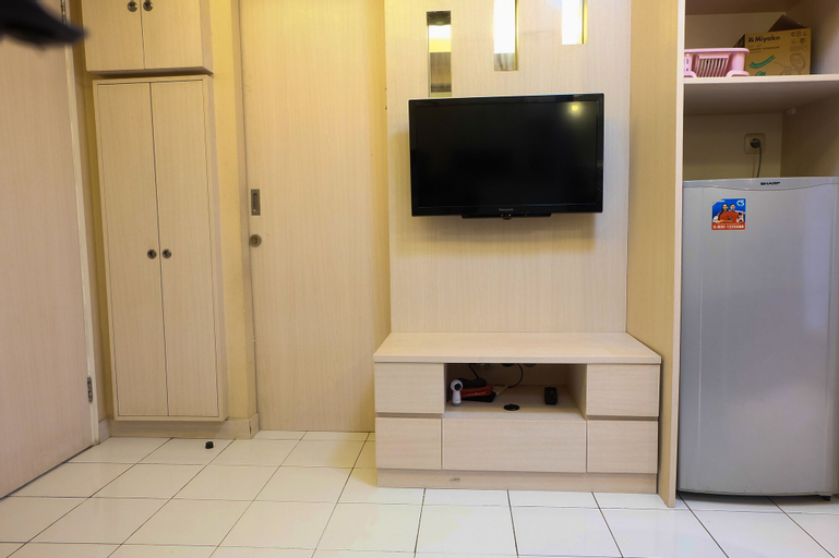 with Access to Shopping Center at Kalibata Apartment, South Jakarta