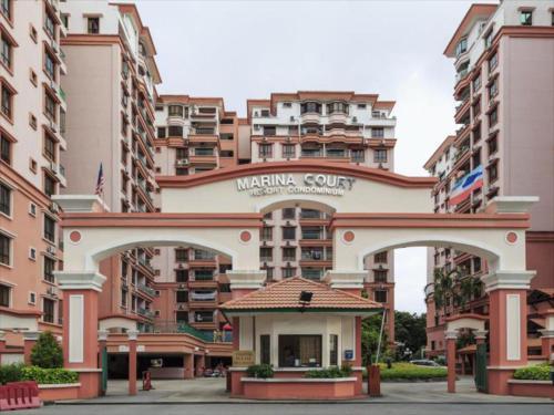 Jesselton Homestay Marina Court Condominium, Kota Kinabalu