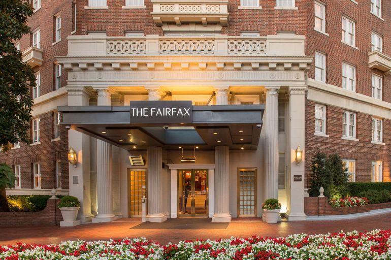 The Fairfax at Embassy Row, Washington, D.C., District of Columbia