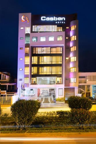 Casben Hotel, Loja