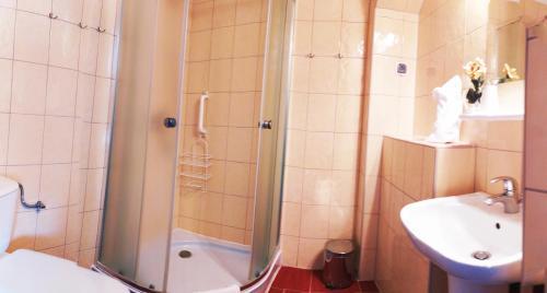 Hotel Restauracja Kwisa 1, Lubań