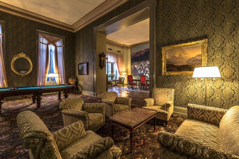 Grandhotel Giessbach (Pet-friendly), Interlaken
