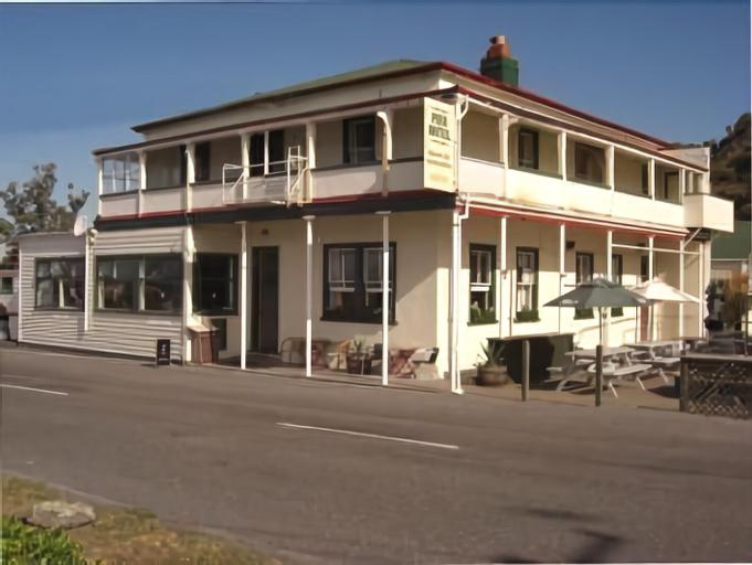 The Pier Hotel and Restaurant, Kaikoura