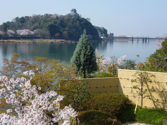 Syunjuan Hasshokaku Mizunowo, Kakamigahara