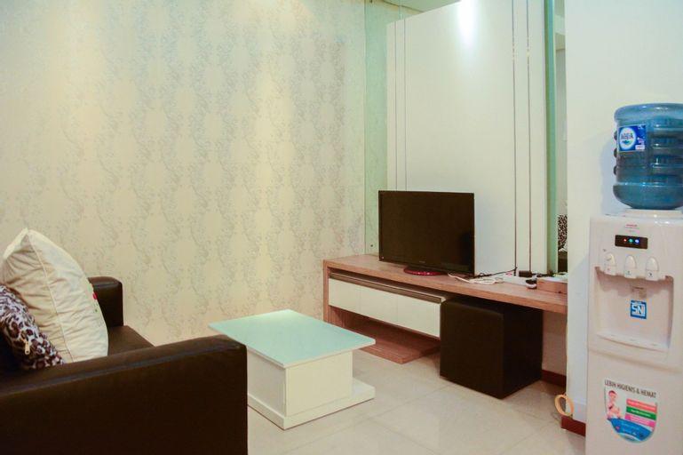 Strategic Location 1BR Apartment Thamrin Residence, Central Jakarta