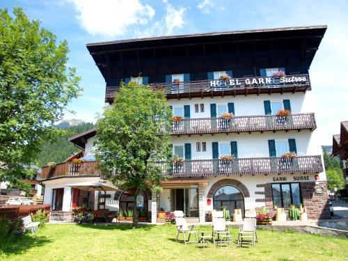 Hotel Garni Suisse, Trento