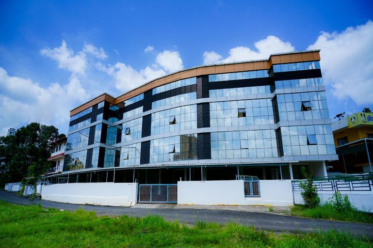 OYO 41970 Elegant Vattekad Apartments 1BHK Infopark, Ernakulam