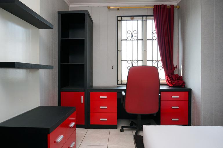 Spacious 3BR MOI Apartment Kelapa Gading, North Jakarta