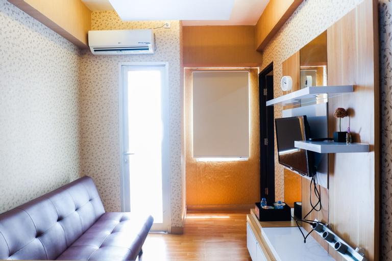 Relax & Comfy 2BR Apartment at Puri Mas, Surabaya