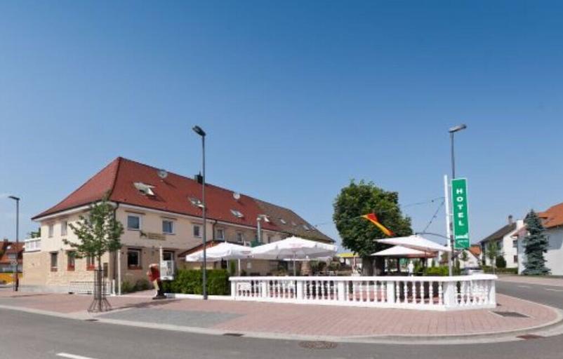 Hotel  Zum Ochsen, Rastatt