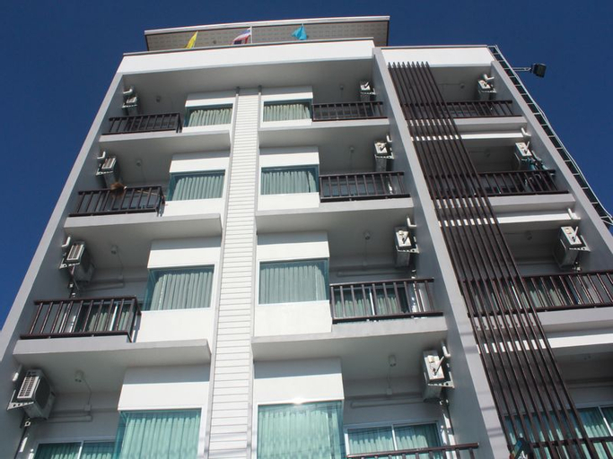 Sinsupatakul Apartment, Muang Chon Buri
