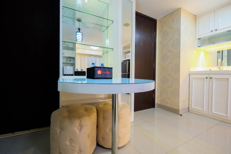 Contemporary 2BR Apartment @ H Residence, East Jakarta