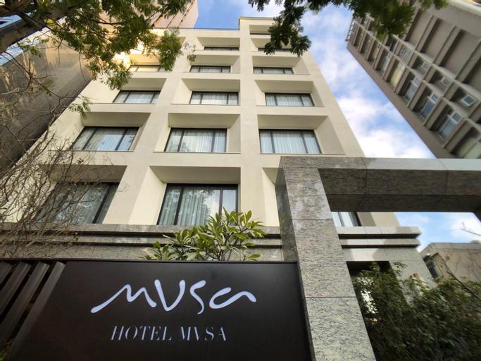 Hotel Mvsa+Michelin 2 Starred Molino de Urdániz, Taipei City