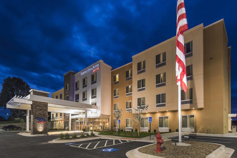 Fairfield Inn & Suites Leavenworth, Leavenworth
