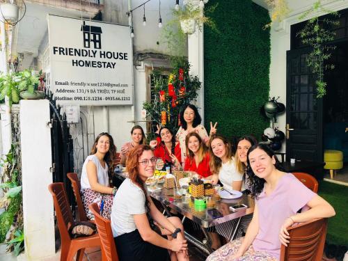 Friendly House Hostel, Huế