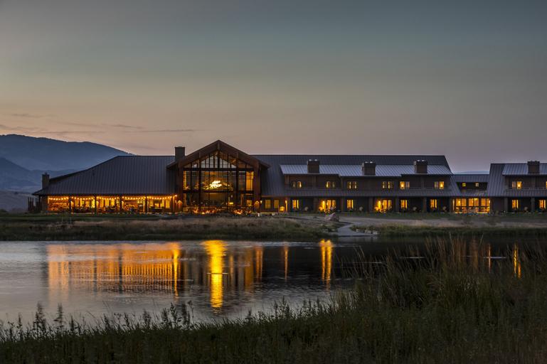 Sage Lodge, Park