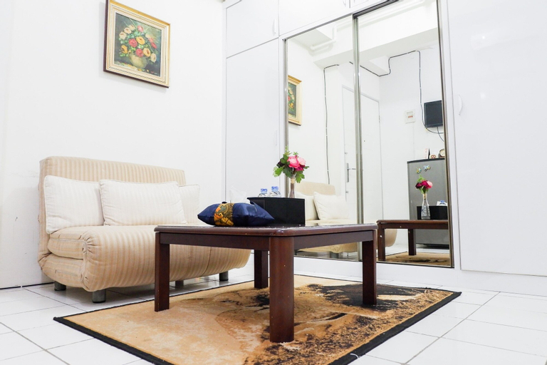 1BR Apartment with Sofa bed at Menteng Square, Jakarta Pusat