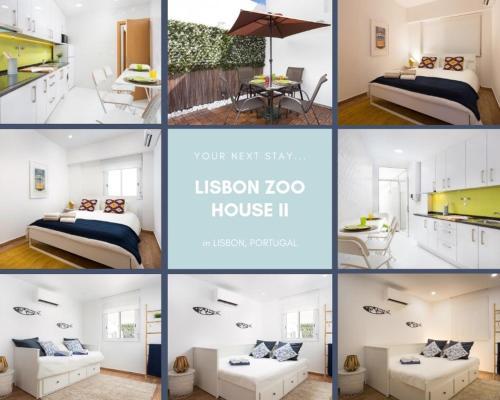 Lisbon Zoo House II, Lisboa
