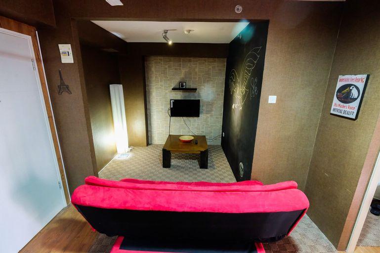 Cozy Trendy Green Palace Kalibata City Apartment, South Jakarta