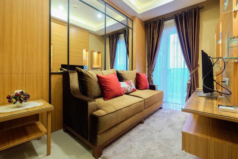 1BR with City View Signature Park Grande Apartment, Jakarta Selatan