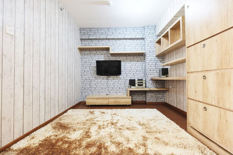 Spacious and Comfy 2BR Bassura City Apartment By Travelio, East Jakarta