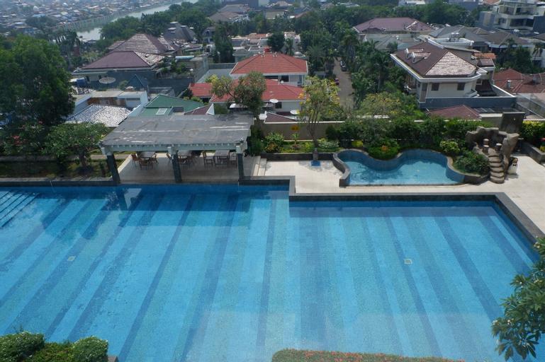 2BR New Furnished Green Lake Sunter Apartment near Kelapa Gading, Jakarta Utara