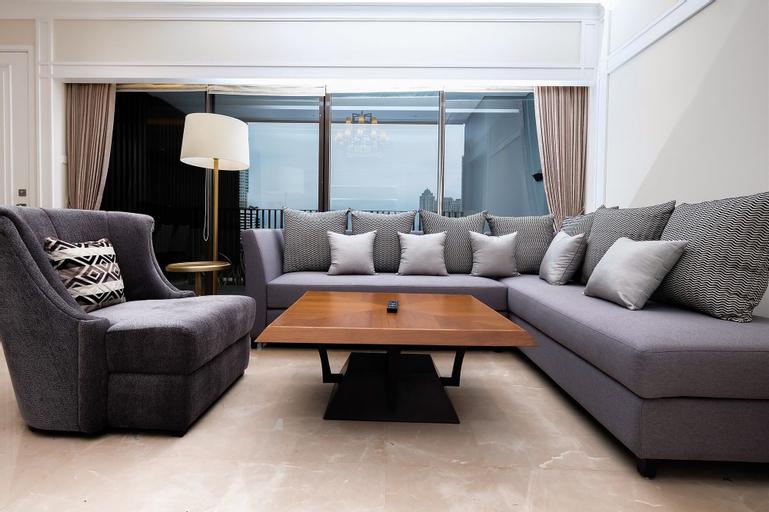 3BR Luxury 1 Park Avenue Apartment near Gandaria City Mall, Jakarta Selatan