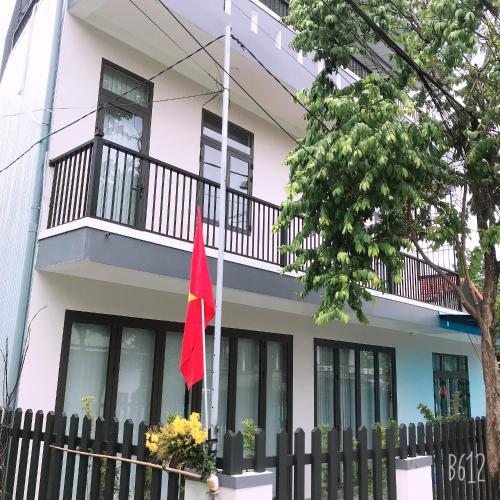 nikkan center, Huế