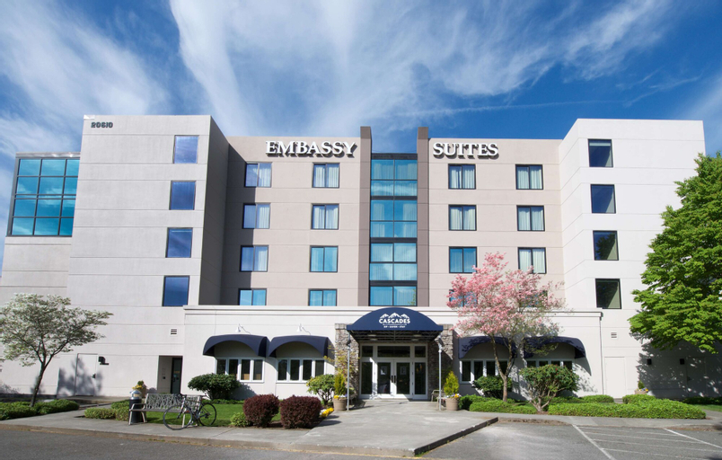Embassy Suites by Hilton Seattle North Lynnwood, Snohomish
