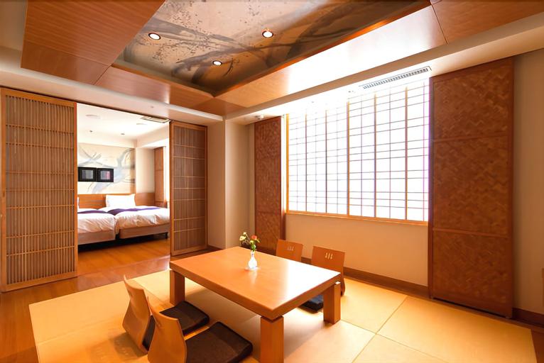 Nara Kenko Land Plaza Hotel, Tenri