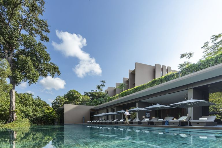 The Club Residences by Capella Singapore, Pulau Sentosa