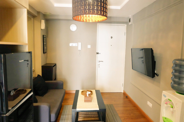 Exclusive And Spacious 1BR Bassura City, East Jakarta
