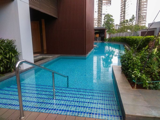 2+1BR 1 Park Avenue Apartment near Gandaria City Mall, Jakarta Selatan