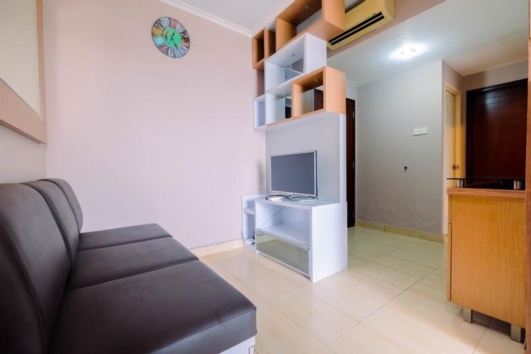 Comfy 2BR at Mediterania Marina Ancol Apartment, North Jakarta