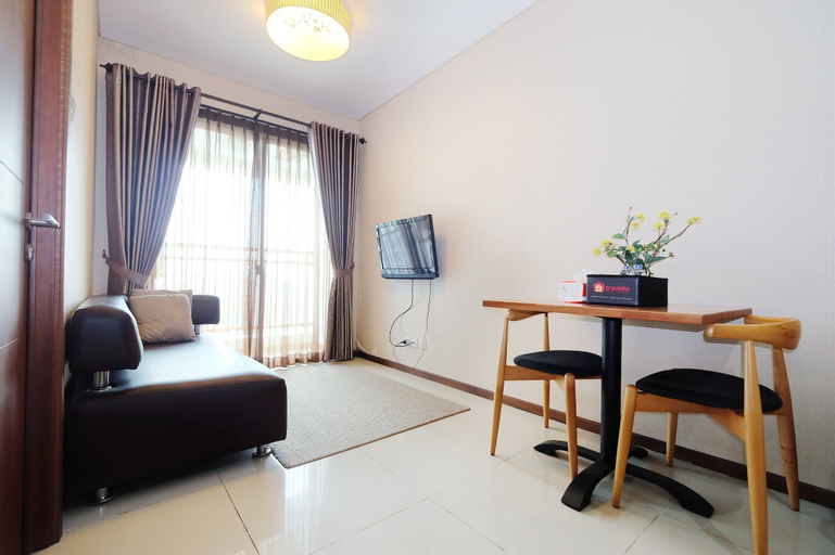 Best Location 1BR Thamrin Residence Executive, Central Jakarta