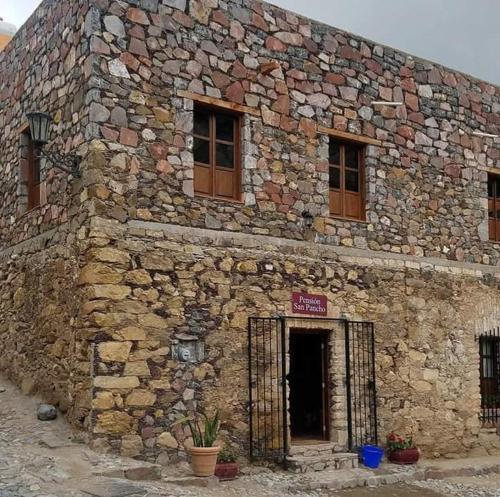 Hotel San Pancho, Catorce