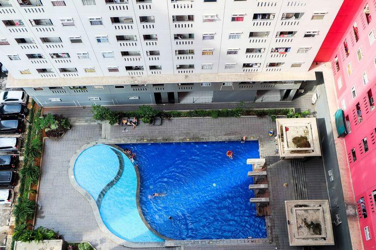Modern 1BR Apartment @ Green Pramuka, Jakarta Pusat