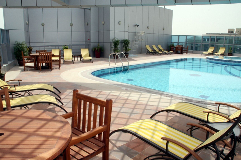 Dunes Hotel Apartment Al Barsha,